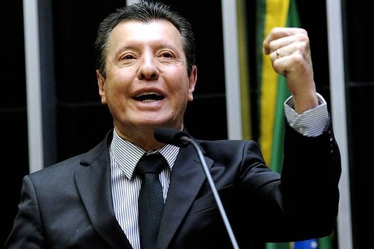 líder do Podemos, José Nelto (GO)