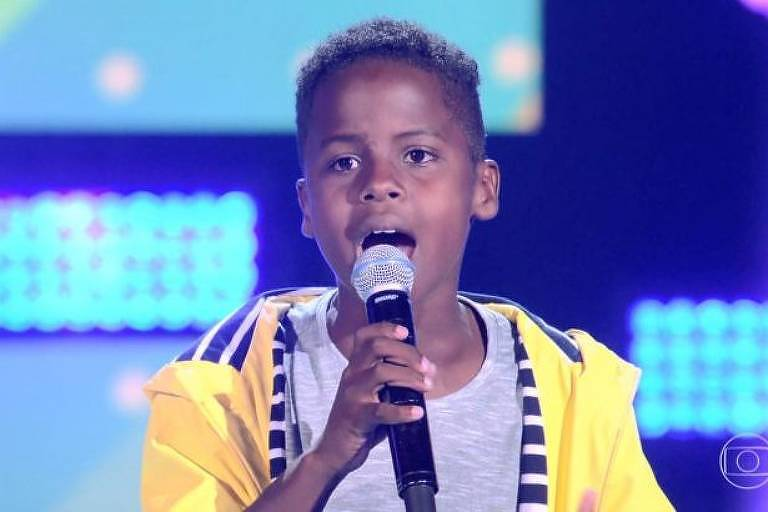 JEREMIAS REIS vencedor do The Voice Kids