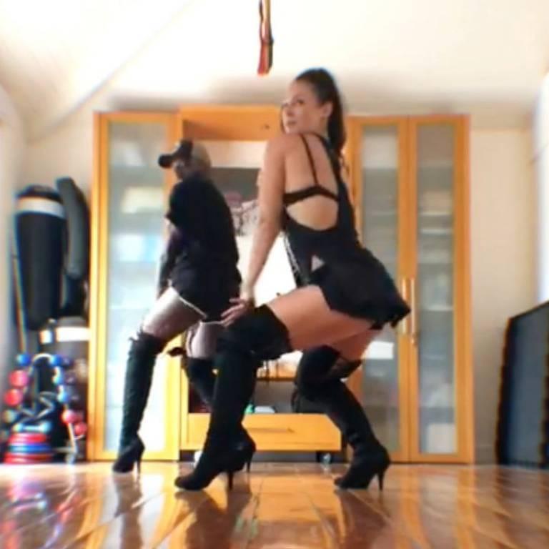 Paolla Oliveira dança ao som de Beyoncé