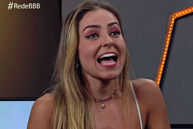 Paula, vencedora do BBB