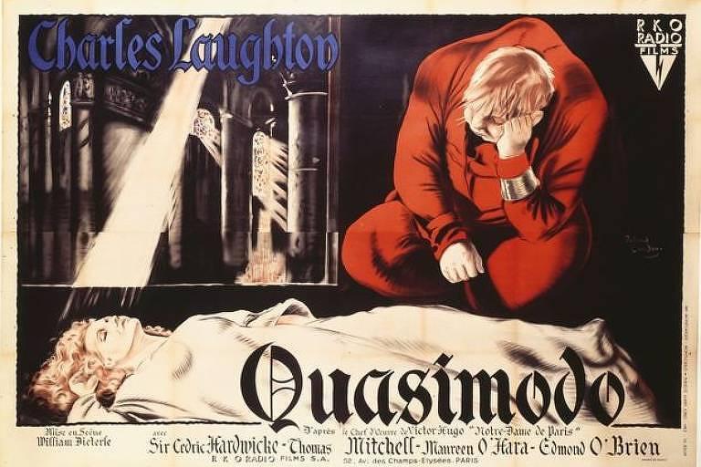 Qual é a história de Quasimodo e porque o personagem criado por Victor Hugo virou símbolo da catedral de Notre Dame