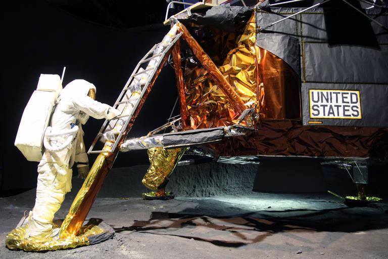 """A série """"America's Secret Space Heroes"""" estreia terça-feira, 7 de maio, às 22h"""