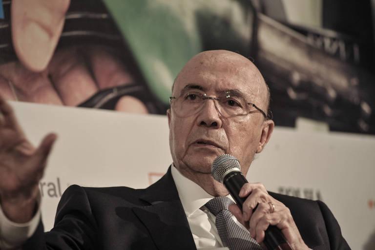 Henrique Meirelles, secretário da Fazenda do estado de São Paulo, no seminário Oportunidades no Mercado de Combustíveis do Brasil