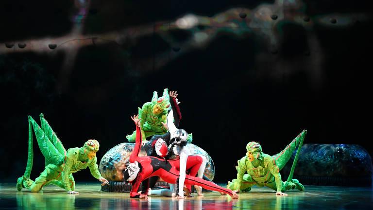 'Ovo', do Cirque du Soleil