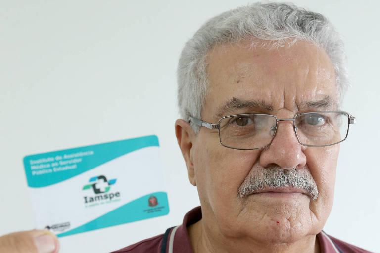 O leitor Lucas Ricardo da Silva conta que não consegue fazer um cateterismo pelo IAMSPE