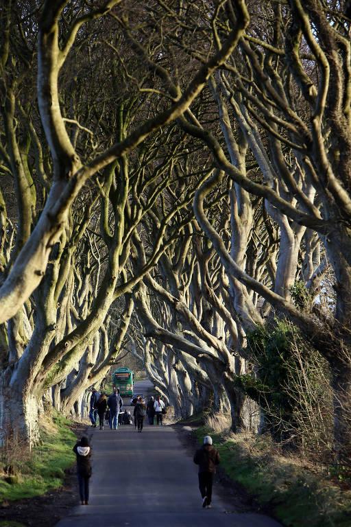 Veja locações da série 'Game of Thrones' na Irlanda do Norte