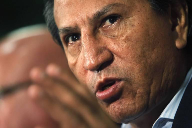 Presidentes do Peru investigados