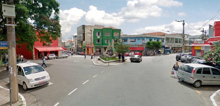 Ruas seguras em SP