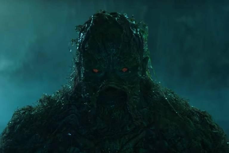 Série da DC 'Monstro do Pântano' ganha 1º teaser e tem visual revelado