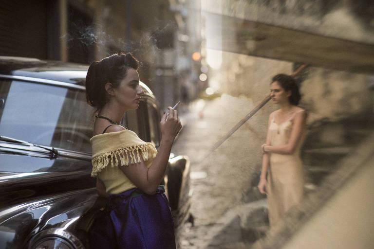 Cenas do filme 'A Vida Invisível de Eurídice Gusmão'