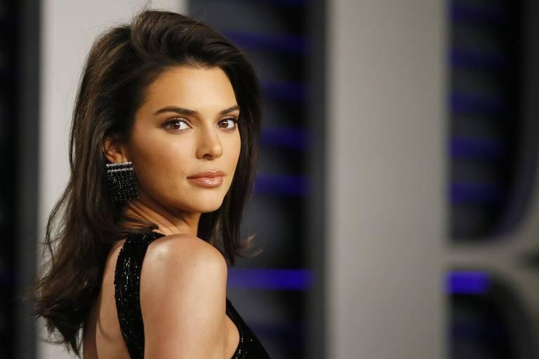 "Kendall Jenner na 91ª edição do ""Academy Awards Vanity Fair"", Beverly Hills, Califórnia"