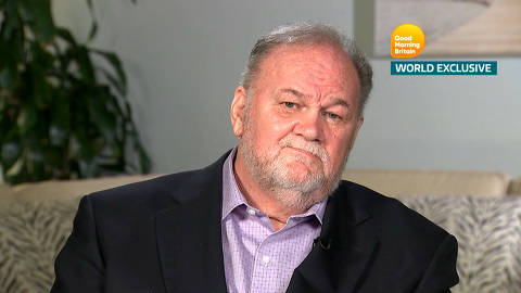 Thomas Markle, Meghan Markle's father, is seen in a still taken from video as he gives an interview to ITV's Good Morning Britain program which is broadcast from London, Britain, June 18, 2018. Good Morning Britain/ITV handout via REUTERS MUST NOT OBSTRUCT LOGOS/ NO ARCHIVE/ NO RESALE/ NO NEW USES AFTER 0900GMT ON JUNE 19, 2018 NOT FOR SALE FOR MARKETING OR ADVERTISING CAMPAIGNS THIS IMAGE HAS BEEN SUPPLIED BY A THIRD PARTY. IT IS DISTRIBUTED, EXACTLY AS RECEIVED BY REUTERS, AS A SERVICE TO CLIENTS ORG XMIT: LON110
