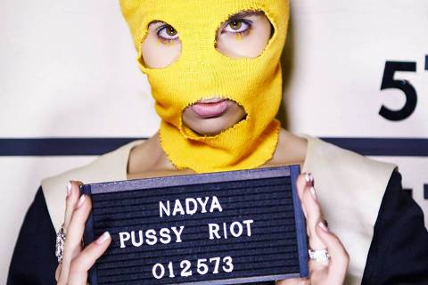 Nadya Tolokonnikova, do Pussy Riot ORG XMIT: wbNnrH0rgD2Ad9aC3DHD