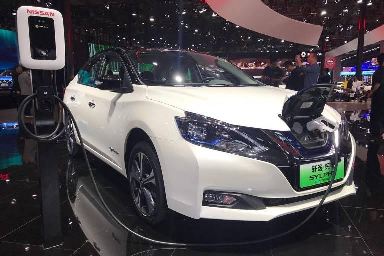 Salão do Automóvel de Xangai 2019