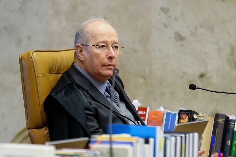 Celso de Mello foi nomeado pelo então presidente José Sarney em 1989