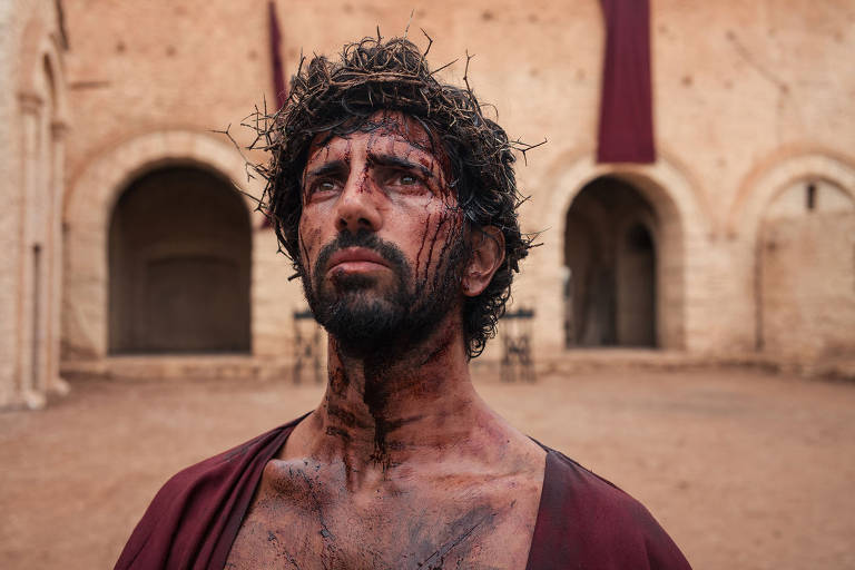 Cena de Jesus de Nazaré, Filho de Deus