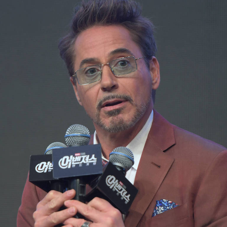 "Robert Downey Jr. em entrevista sobre ""Vingadores: Ultimato"""