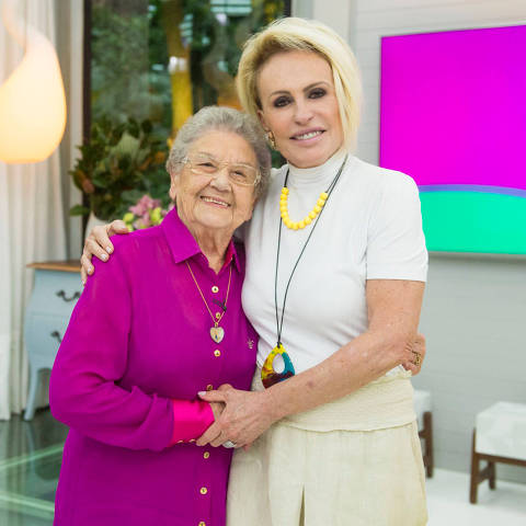 Ana Maria Braga e Palmirinha (manter as duas na foto): Divulgação