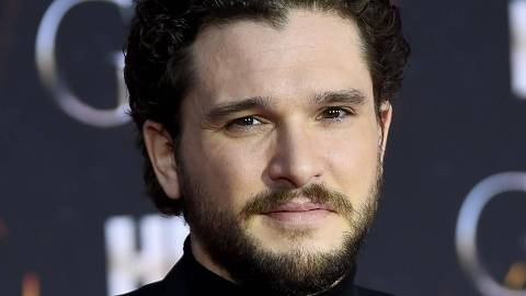 NEW YORK, NEW YORK - APRIL 03: Kit Harington attends