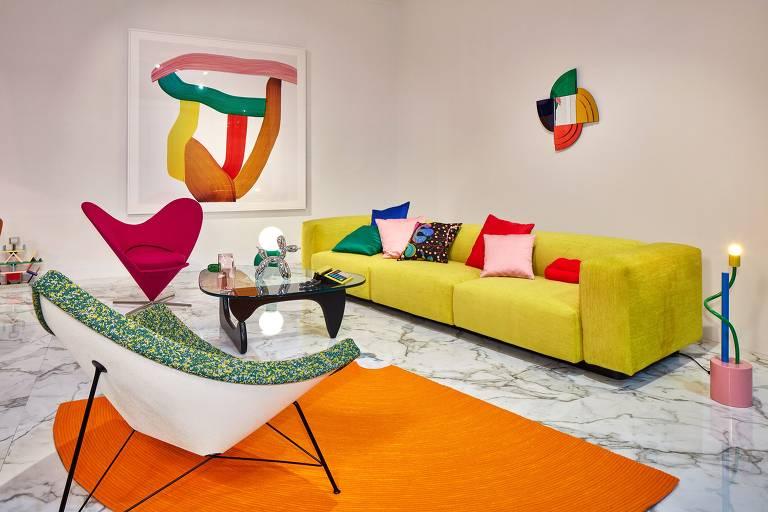 Conheça tendências exibidas na Semana de Design de Milão