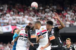 Campeonato Paulista 2019 - São Paulo x Corinthians