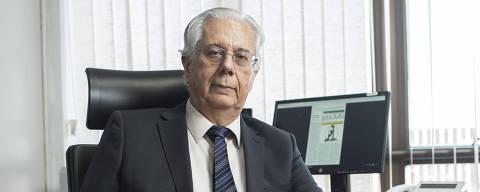 Rio de Janeiro, Rj, BRASIL. 03/04/2019; Retrato do economista Carlos von Doellinger,  novo presidente do Instituto de Pesquisa Econômica Aplicada (Ipea)( Foto: Ricardo Borges/Folhapress)