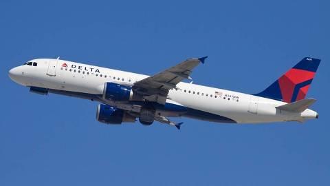 Airbus A320 da Delta