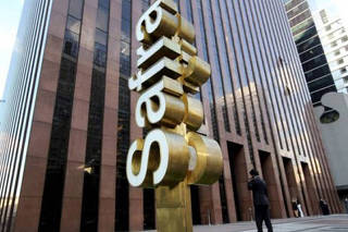 Fachada do Banco Safra na avenida Paulista, em São Paulo (SP)