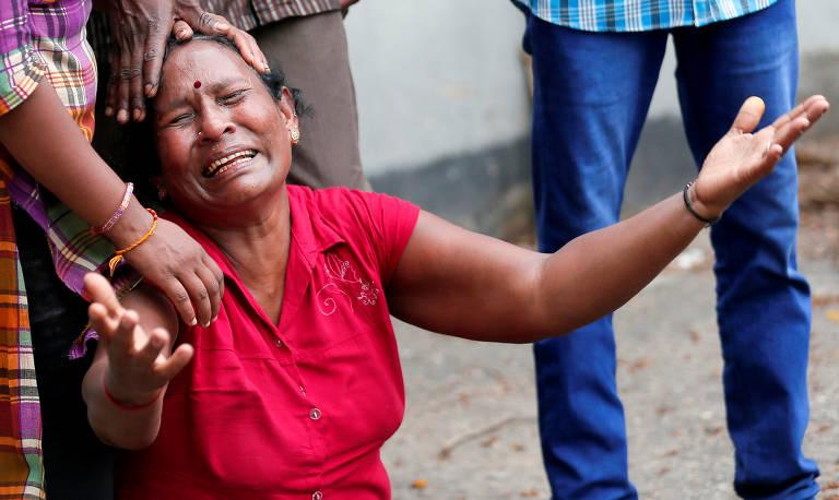 Atentado durante a Páscoa no Sri Lanka