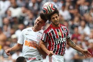 Paulista Championship - Final - Corinthians v Sao Paulo