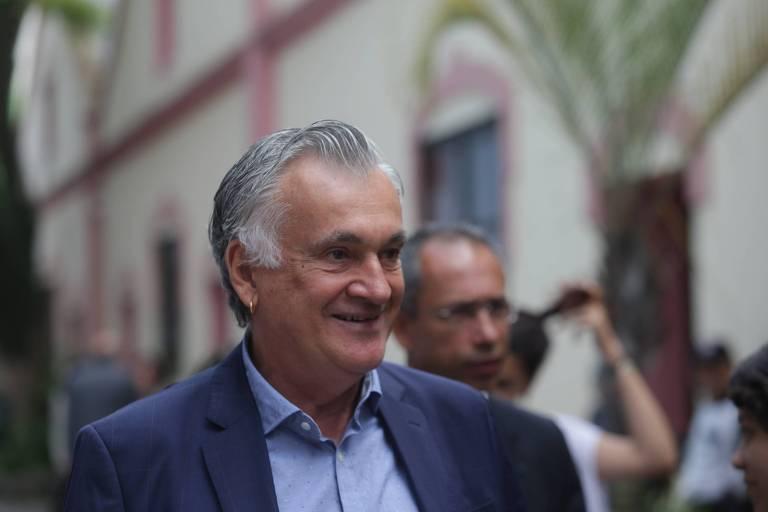 O ex-ministro da Cultural Juca Ferreira em 2016