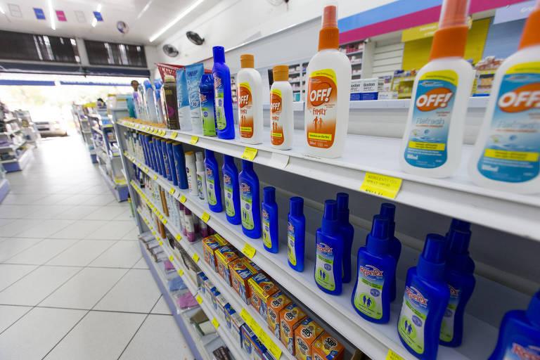 Venda de cosméticos e produtos de higiene volta a acelerar em farmácias