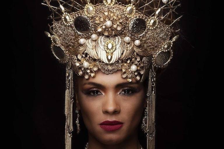 Lidi Lisboa em 'Jezabel', da Record