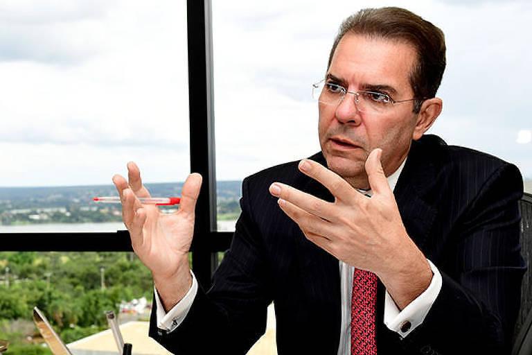 O ministro Ribeiro Dantas, do STJ