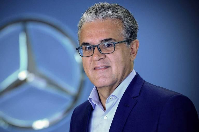 Luiz Carlos Moraes, da Mercedes, é o novo presidente da Anfavea