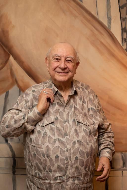 Aniversário de 80 anos de Sérgio Mambertti