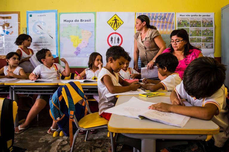Escolas de Sobral, referência em alfabetização