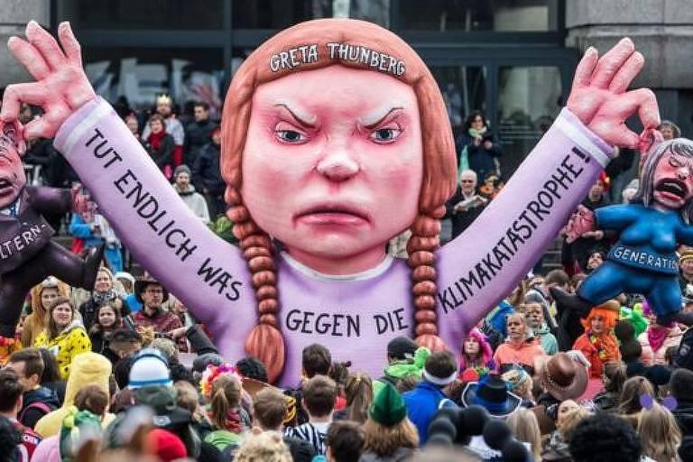 BBC News Brasil: Greta Thunberg, a adolescente sueca que está sacudindo a luta ambiental