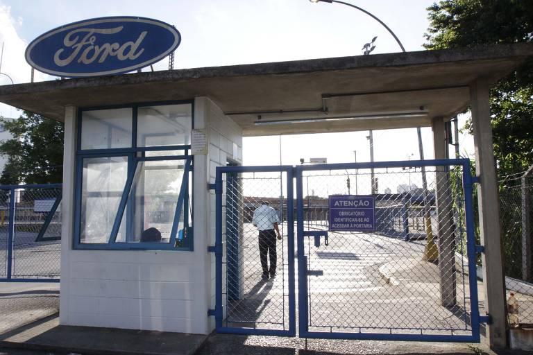 Ford faz 100 anos no Brasil em processo de reconstrução