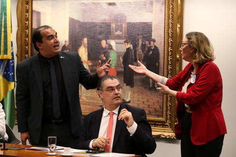 Em evento da Previdência, Bolsonaro muda o tom e faz aceno ao Congresso