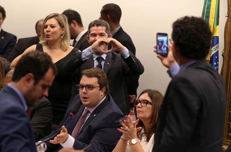 CCJ da Câmara aprova proposta da reforma da Previdência