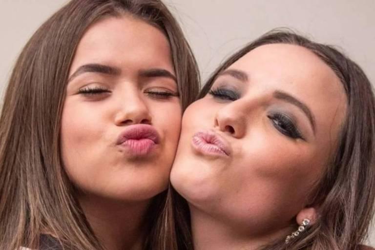 Maisa Silva e Larissa Manoela estrelarão produções distintas na Netflix