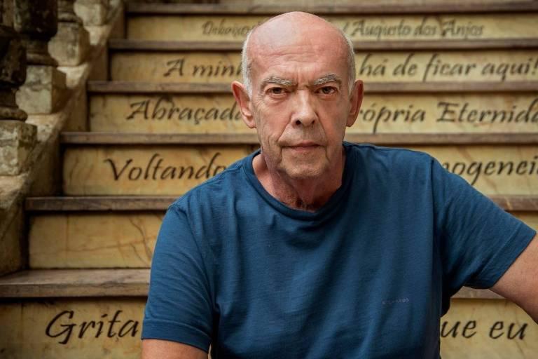 O cineasta Helvécio Ratton