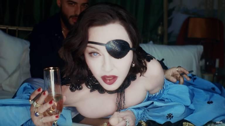 Madonna e Maluma em