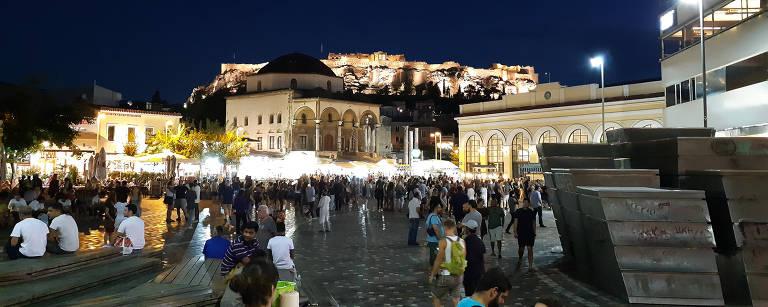 Atenas renova seu roteiro com centro cultural e novos museus