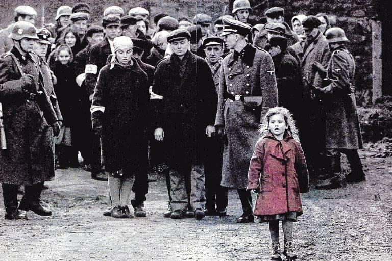 Cenas de 'A Lista de Schindler'