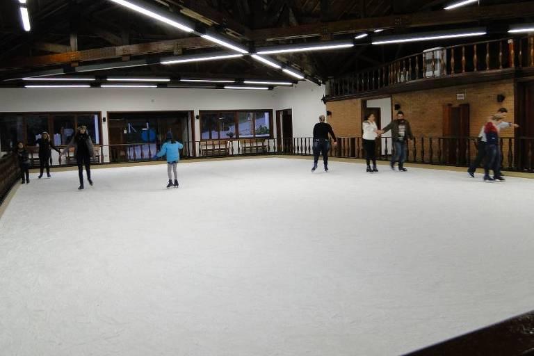 Lugares para praticar esportes de neve no Brasil