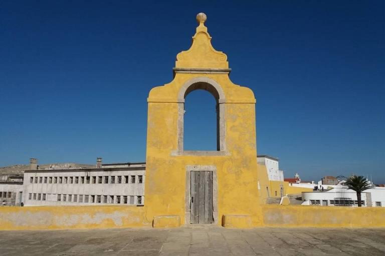 Museu da ditadura será instalado em antiga prisão, em Peniche