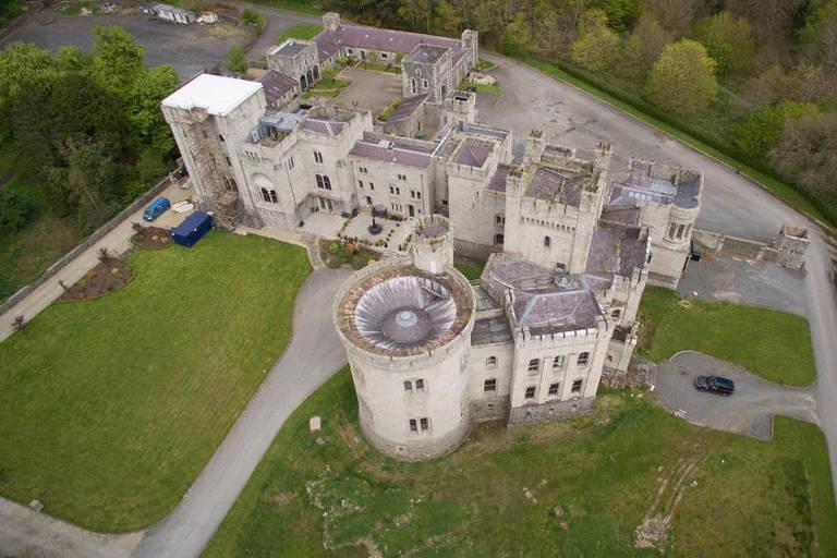 """Castelo usado como Riverrun em """"Game of Thrones"""" está à venda"""