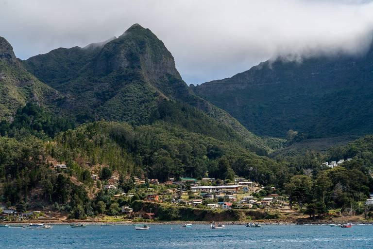 Ilha Robinson Crusoé
